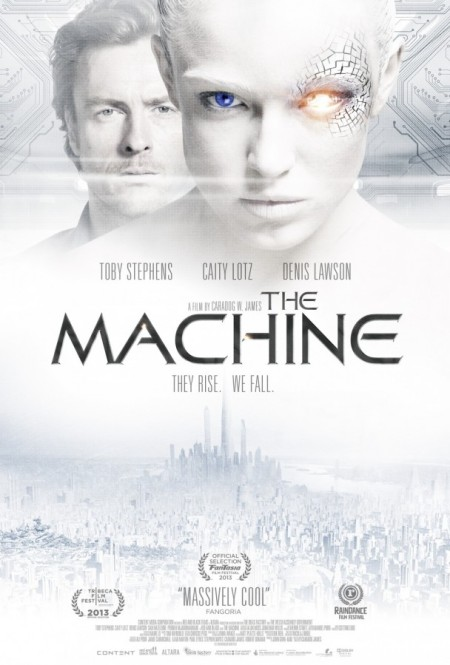 'THE MACHINE' Movie Poster
