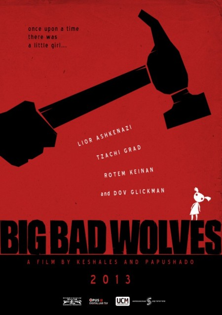 BIG BAD WOLVES: Movie Poster